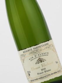 obrázek Pinot Blanc, AOC Alsace, Maison Henri Ehrhart, 2017