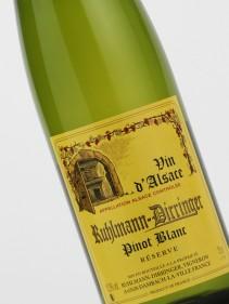 obrázek Pinot Blanc et Auxerrois, AOC Alsace, Ruhlmann-Dirringer, 2016