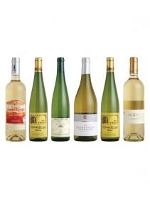 obrázek Bedýnka bílých vín