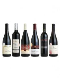 obrázek Bedýnka červených vín