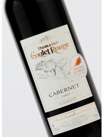 obrázek Cabernet, Vin de pays de Vaucluse, 2007
