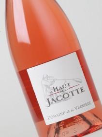 obrázek Le Haut de la Jacotte rose, 2013, AOP Ventoux